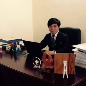 Luật sư  Nguyễn Ngọc Hùng